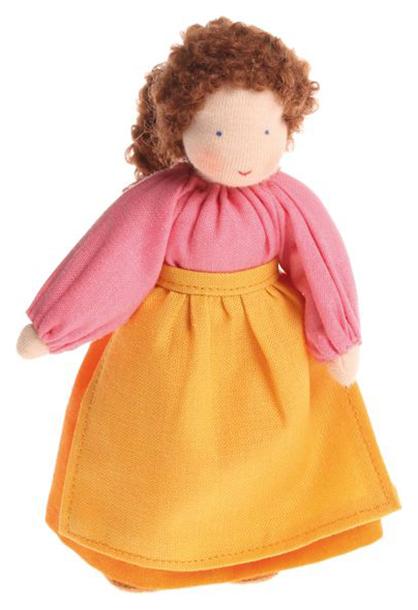 Купить Кукла-брюнетка Grimm's 20050, Grimms, Куклы