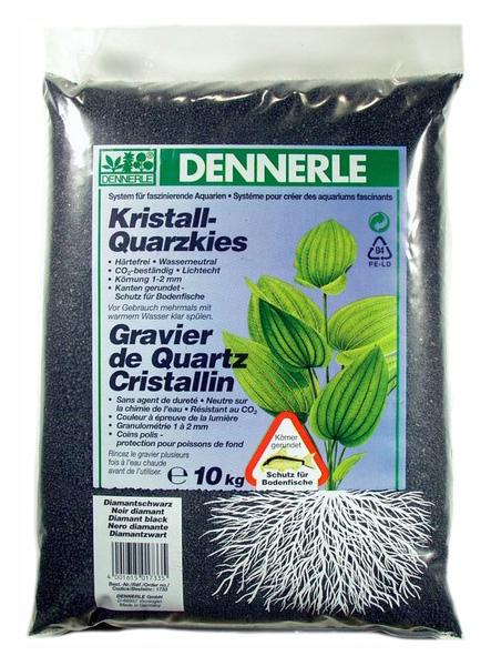 Грунт для аквариума Dennerle Kristall Quarz