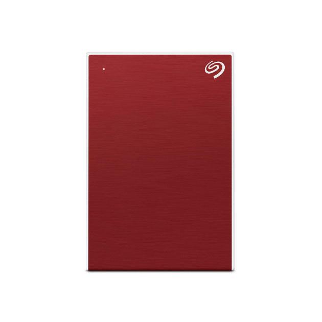 Внешний диск HDD Seagate Backup Plus Slim 1TB Red (STHN1000403)