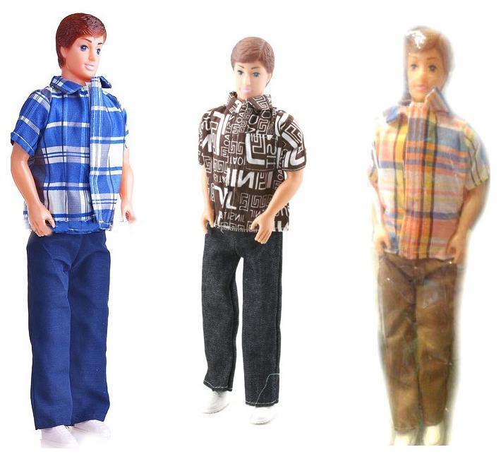 Купить Кукла Play Smart Даниэль 1162 в ассортименте, PLAYSMART, Классические куклы