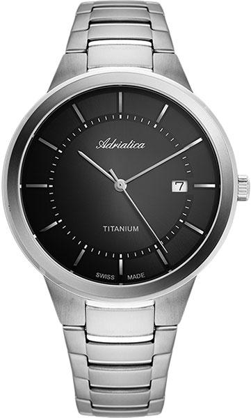 Наручные часы кварцевые мужские Adriatica A1282.4116Q Adriatica   фото