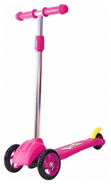 Купить Самокат RT MINI ORION розовый, R-TOYS, Самокаты детские трехколесные