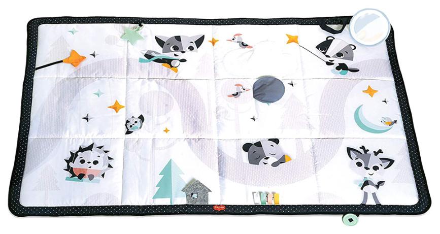 Купить Развивающий коврик Tiny Love Travel День и Ночь 1206005830, Развивающие коврики и центры