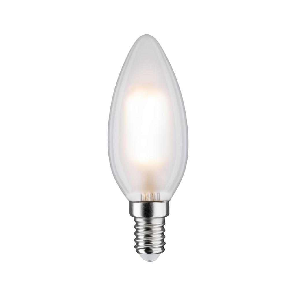LED Fil Kerze 470lm E14 matt