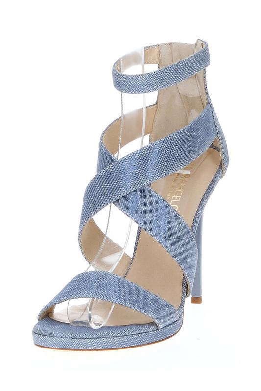 Босоножки женские Fiorangelo 19667 синие 40