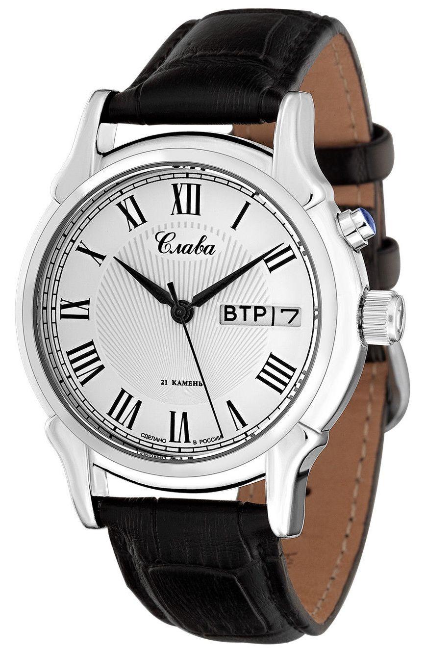 Наручные механические часы Слава Традиция 1231406/300-2428