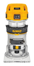 Сетевой фрезер DeWALT D26200 QS