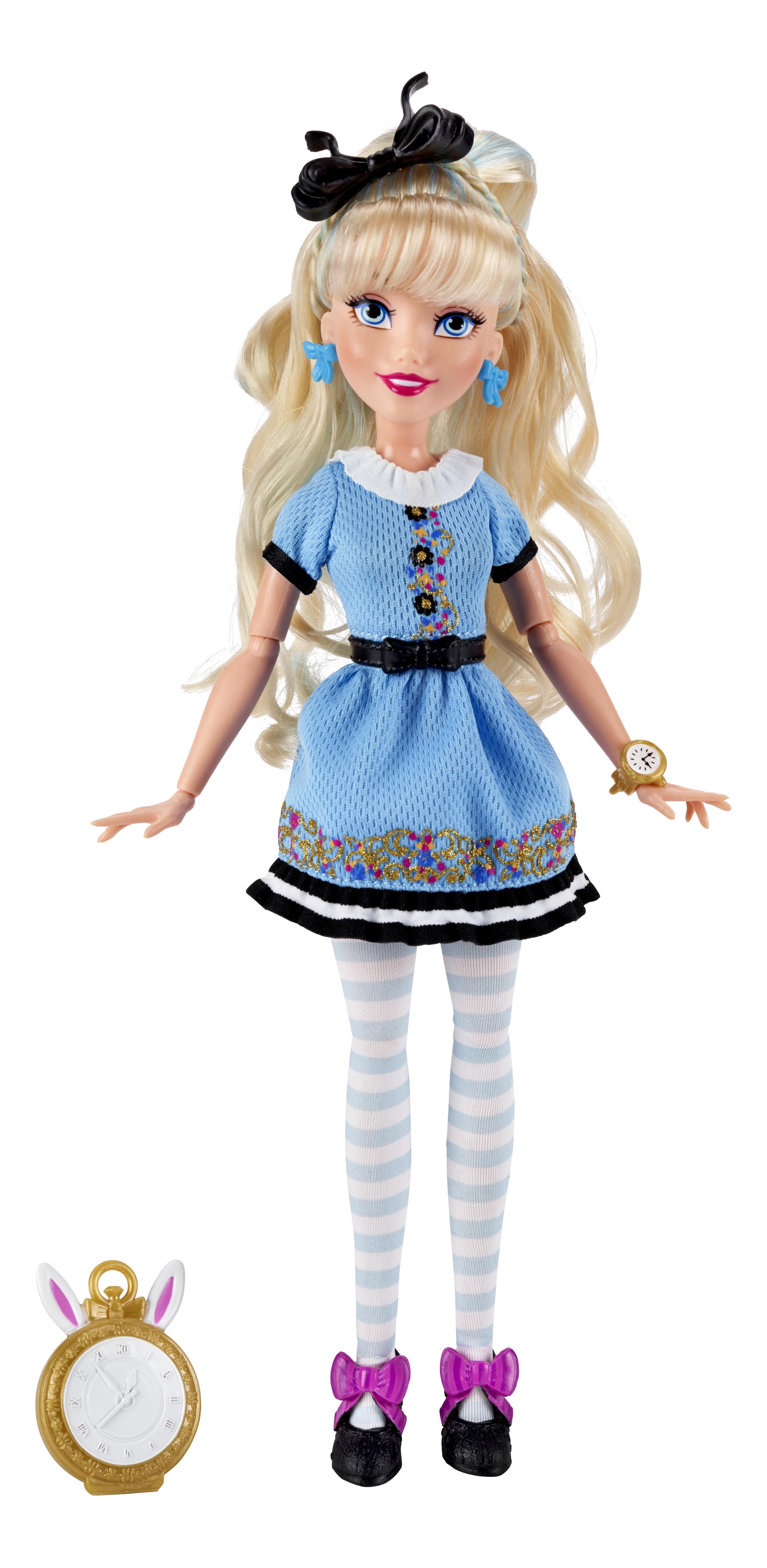 Купить Светлые герои Disney Descendants в оригинальных костюмах b3116 b5852, Disney Princess, Классические куклы