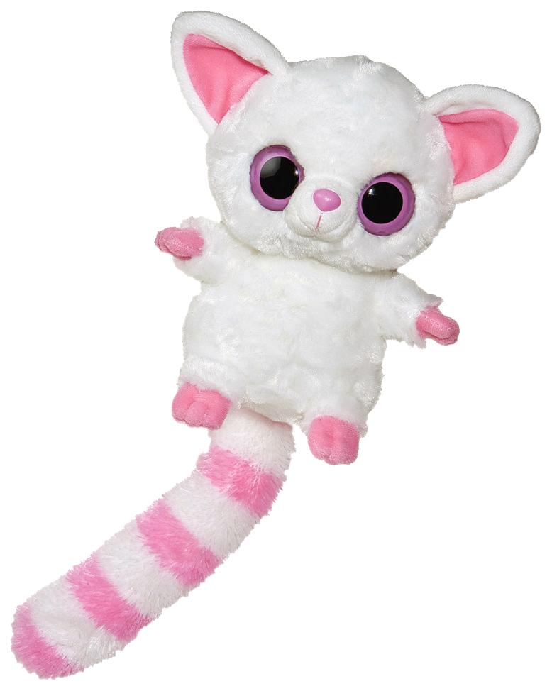 Мягкая игрушка мультгерой Aurora Юху и его друзья Лисица Фенек 12 см фото