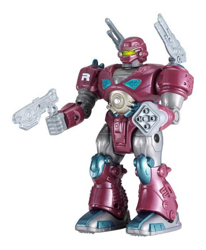 Купить Игрушка-робот Happy Kid Toy Red Revo 3578T красный 17 см, Happy Kid Toy Group Ltd,