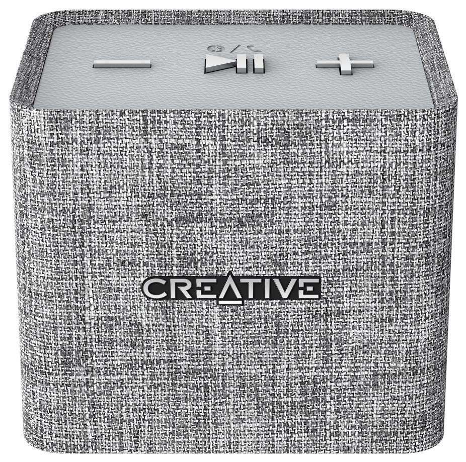 Беспроводная акустика Creative Nuno Micro Grey (51MF8265AA001)