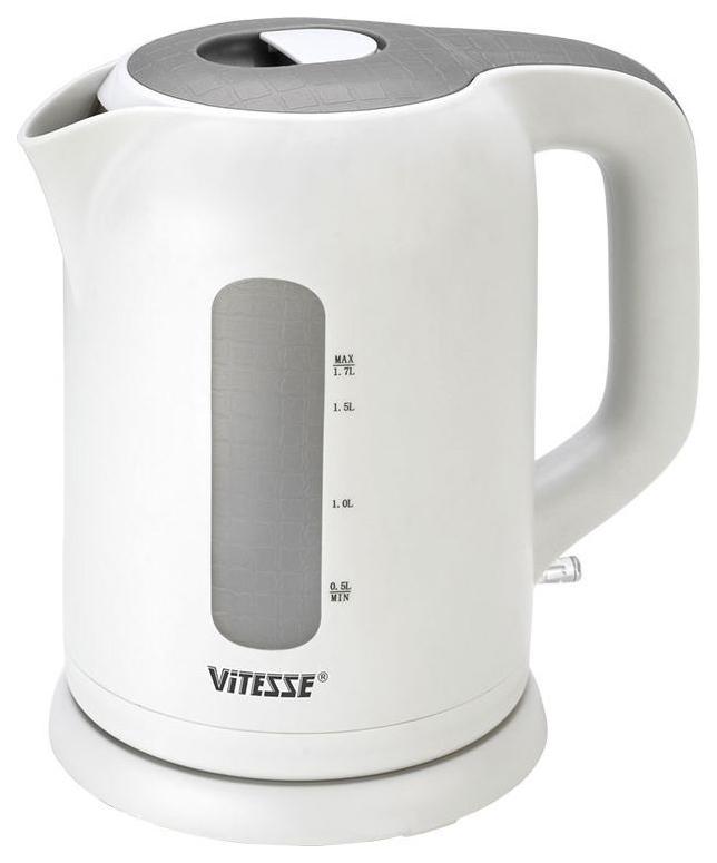 Чайник электрический Vitesse VS 147 White/Grey