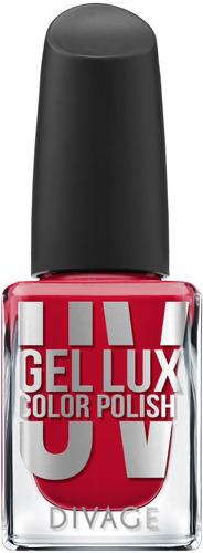 Купить Лак для ногтей DIVAGE UV Gel Lux Color Polish, тон №08