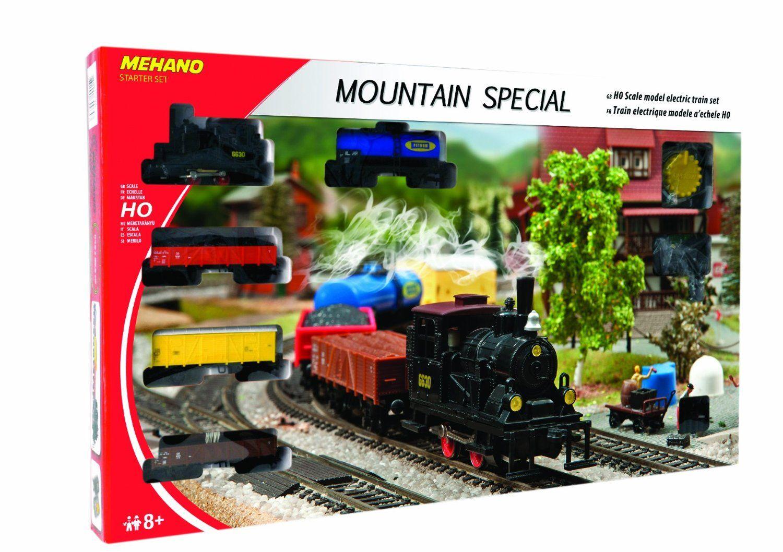 Купить Железная дорога Mehano Стартовый Набор Mountain Special, T112, Детские железные дороги