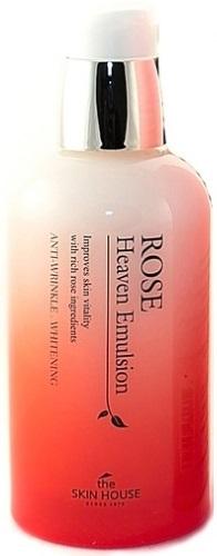Эмульсия для лица с экстрактом розы