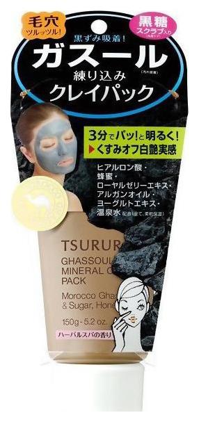 Маска для лица B&C Laboratories Tsururi Ghassoul Mineral