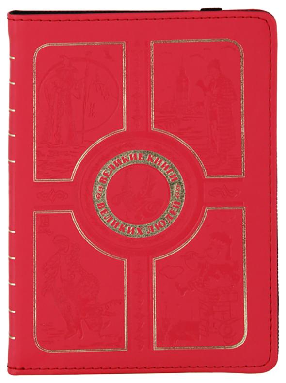 "Чехол для электронной книги Vivacase Book Hero 6"" Red Book Hero 6"""