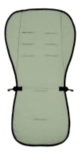 Купить Матрасик в коляску Altabebe Lifeline Polyester+3D Mesh Light Green, Аксессуары для детских колясок