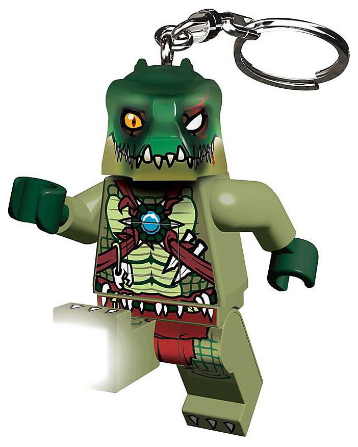 Купить Брелок-фонарик для ключей LEGO Chima Cragger, Аксессуары для ранцев и рюкзаков