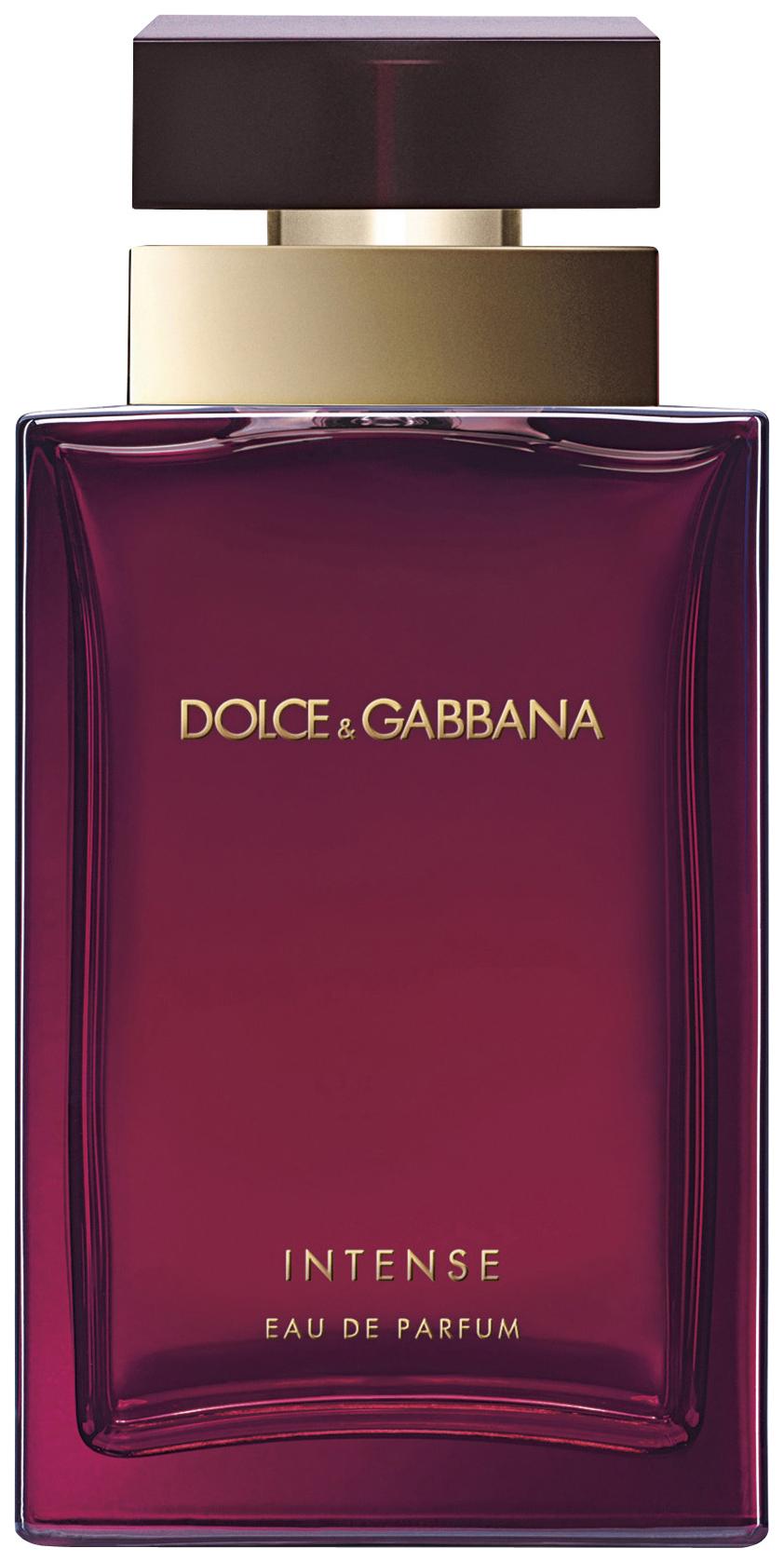 DOLCE AND GABBANA INTENSO