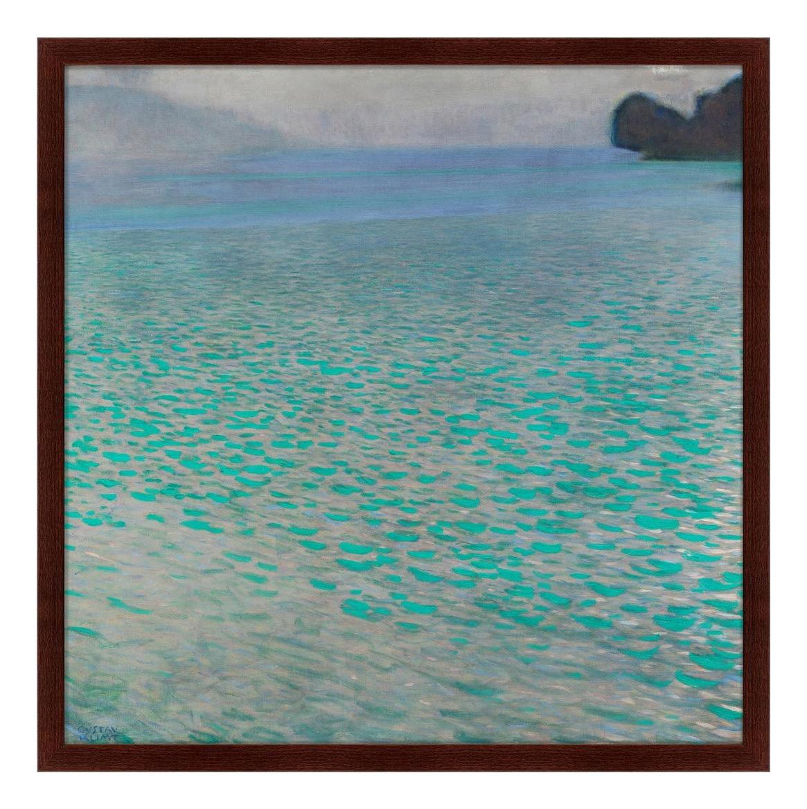 Картина Картины в Квартиру Attersee 79 х 79 см attersee 79 х 79 см по цене 11 999