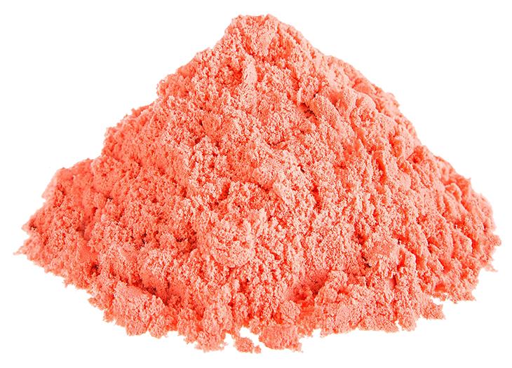 Кинетический и космический песок Bondibon Марсианский песок 4 формочки 3D Орнажевый фото