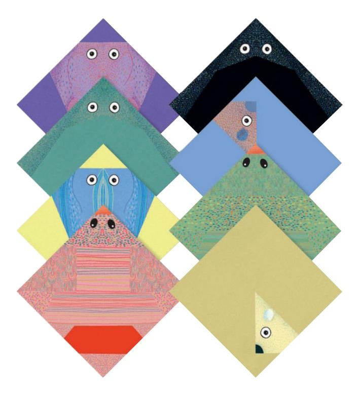 Оригами Djeco Полярные животные