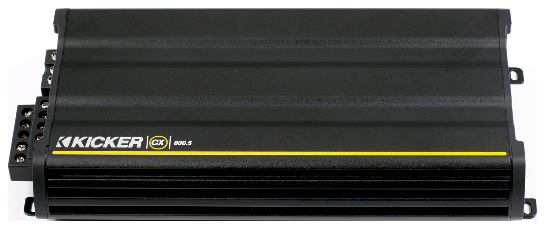 Усилитель 5 канальный Kicker CX CX600.5