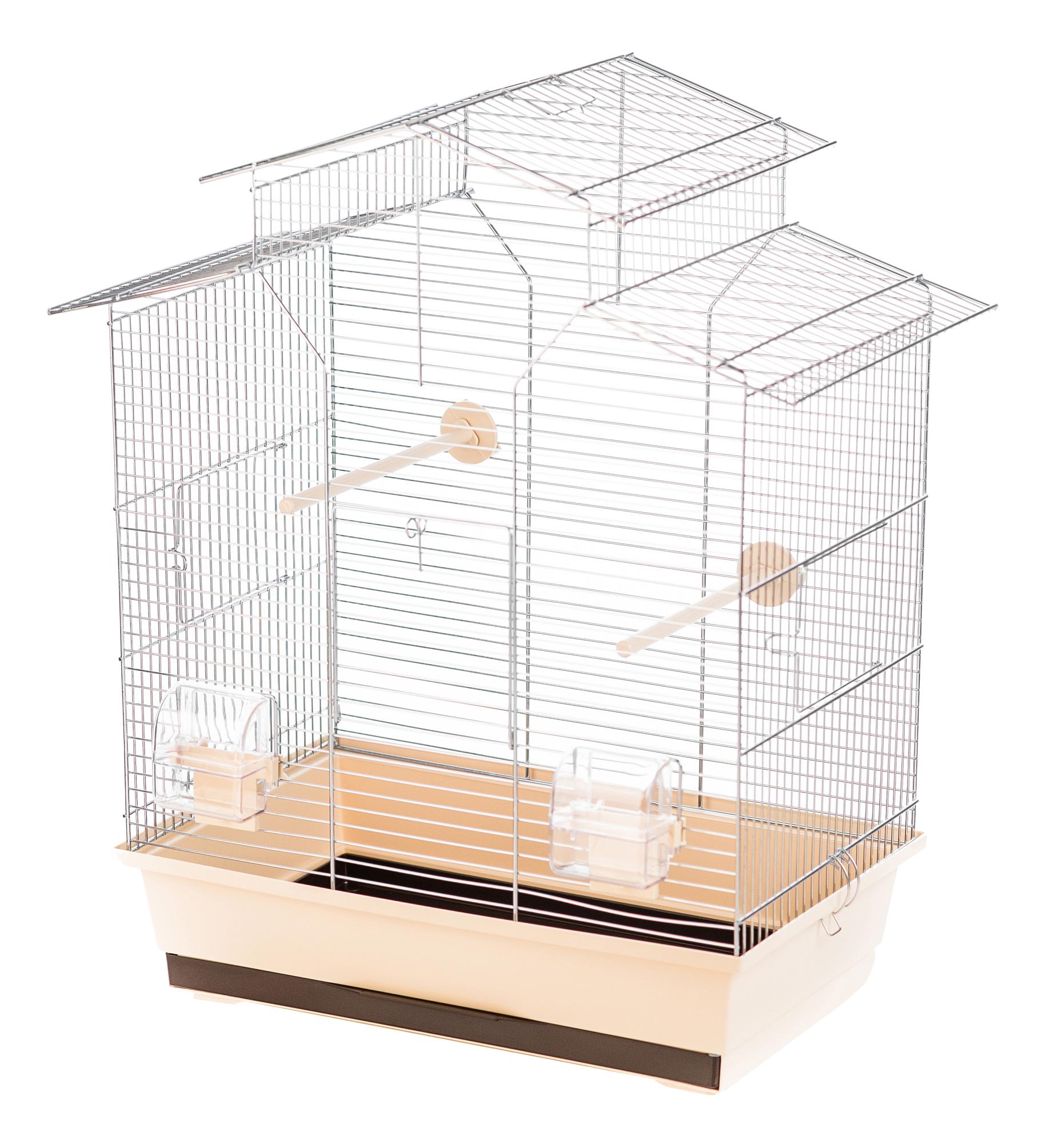 Клетка для птиц INTER ZOO 51x30x60,5 P011