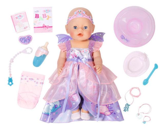 Кукла Zapf Creation Baby born. Волшебница 43 см