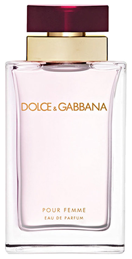DOLCE AND GABBANA POUR FEMME FOR HER