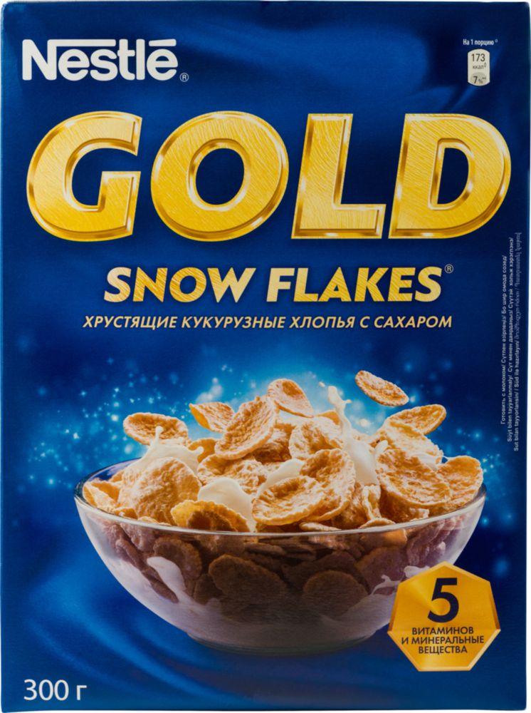 Готовые завтраки, каши, мюсли Gold или Готовые завтраки, каши, мюсли Nestle — что лучше