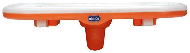 Купить Столик для кормления Polly New оранжевый Chicco, Столик для стульчика для кормления