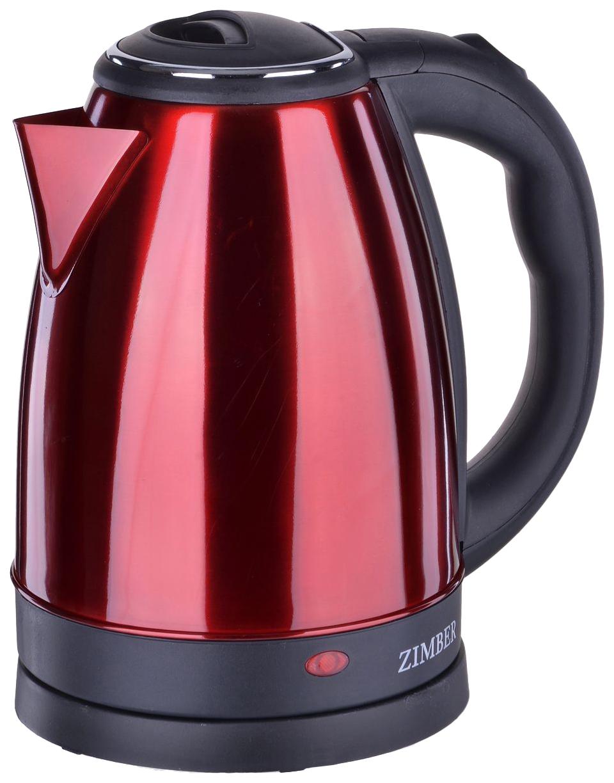 Чайник электрический Zimber ZM-11218 Red