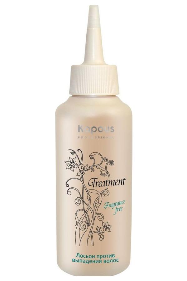 Купить Лосьон против выпадения волос Kapous Professional Treatment Fragrance Free 100 мл