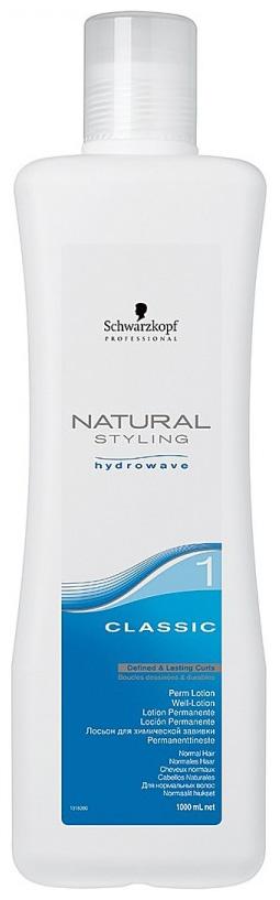 Лосьон для волос Schwarzkopf Professional Natural Styling Classic