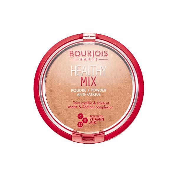 Купить Пудра Bourjois Healthy Mix Powder 04 Легкая бронза