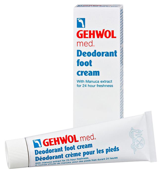 Крем дезодорант для ног Gehwol Med Deodorant