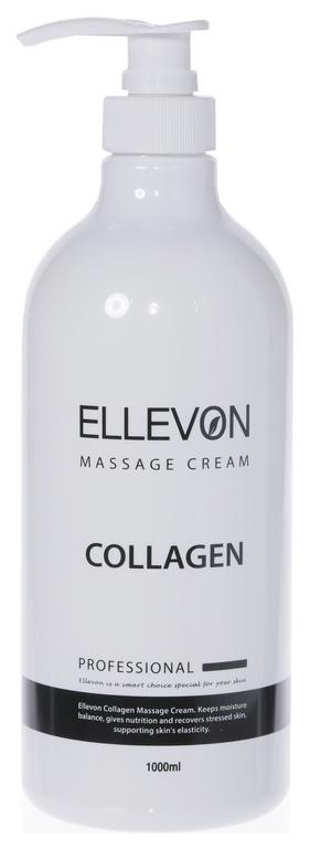 Крем для тела Ellevon Massage Cream Collagen