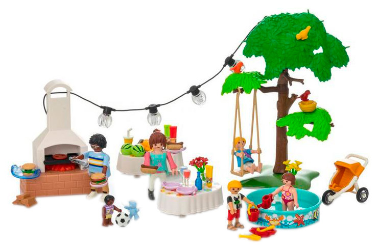 Купить Новоселье, Игровой набор Playmobil Городская жизнь Новоселье 9272, Игровые наборы