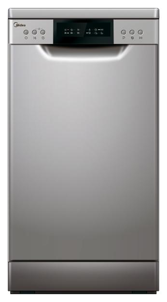 Посудомоечная машина 45 см Midea MFD45S110S silver
