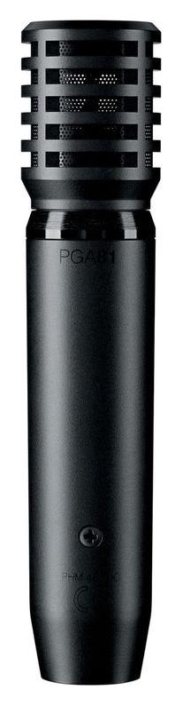 Микрофон Shure PGA81 PGA81-XLR