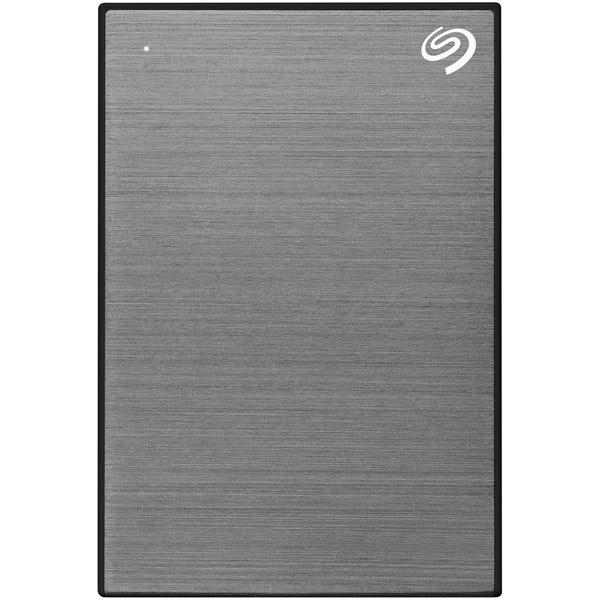 Внешний диск HDD Seagate Backup Plus Slim 1TB Grey (STHN1000405)