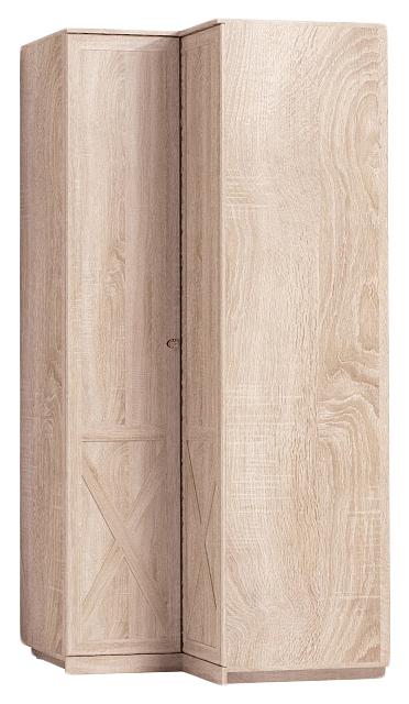 Платяной шкаф Глазов мебель Adele 14 GLZ_T0012945 96,2х98,1х213,5, дуб сонома фото