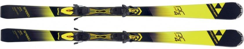 Горные лыжи Fischer RC4 Speed Allride