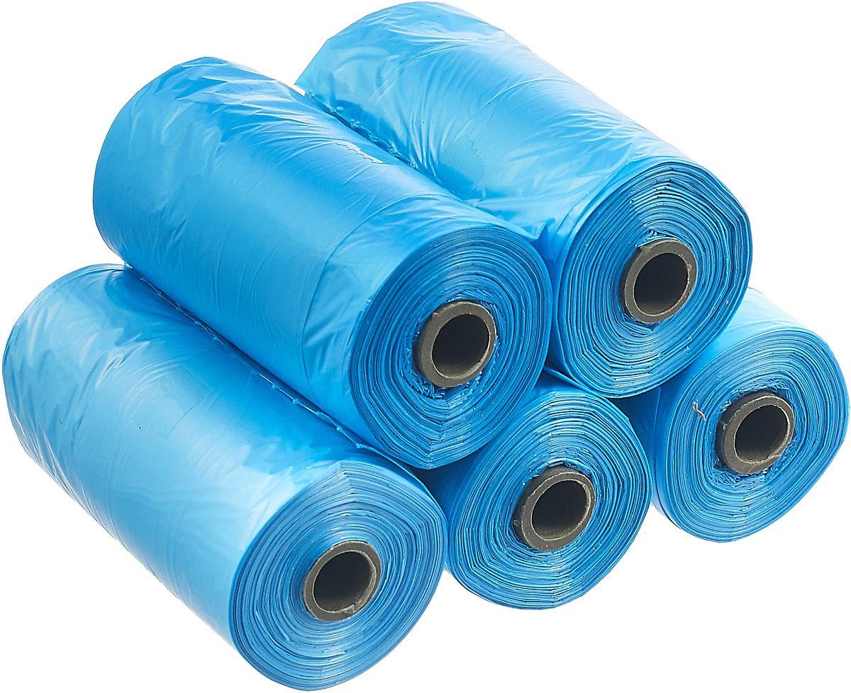 Мешочки для отходов животных GiGwi, 5 штук