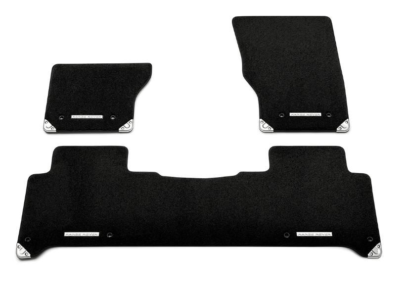Комплект ковриков в салон автомобиля LAND ROVER VPLWS0375PVJ