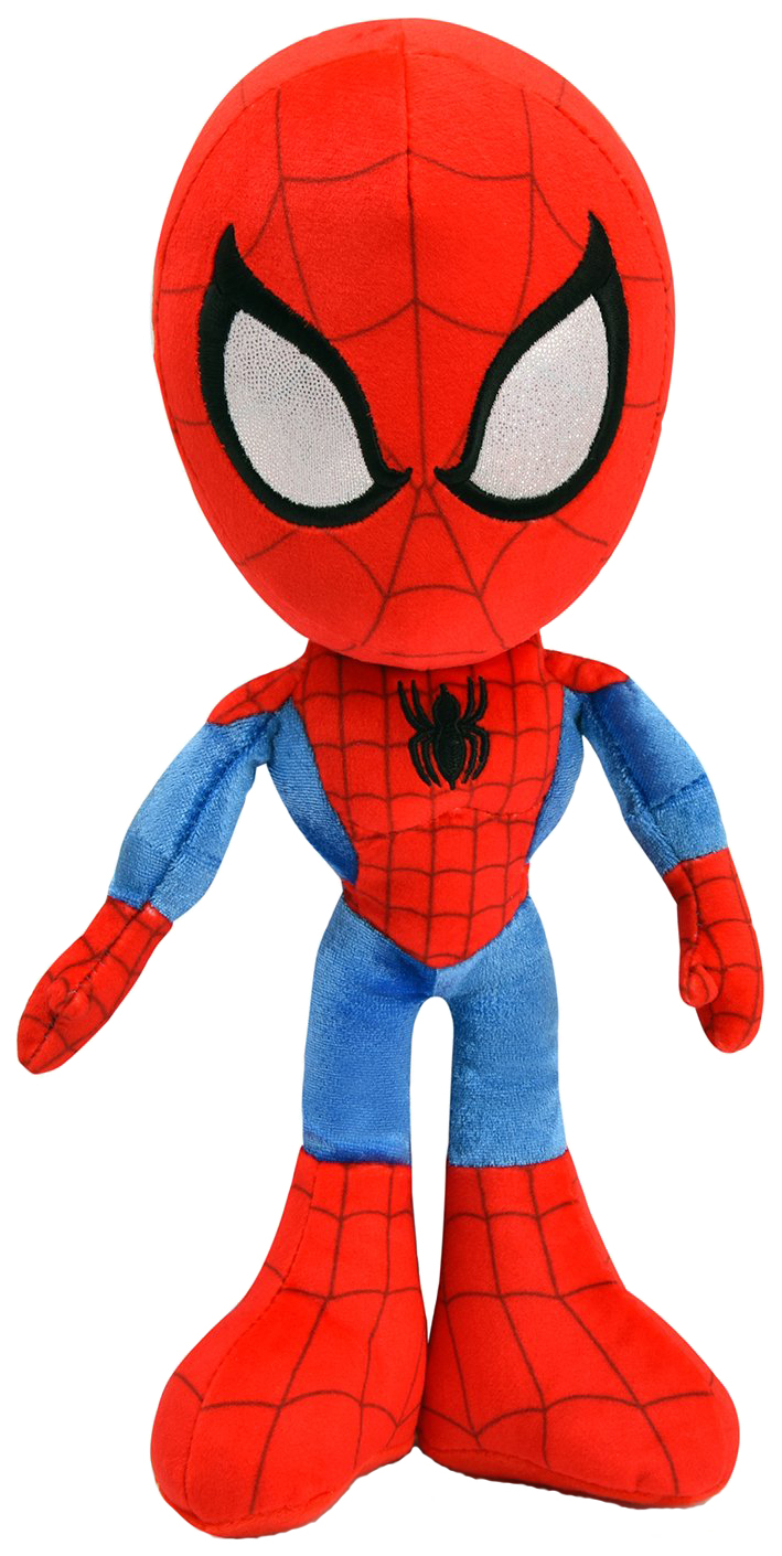 Мягкая игрушка Человек-паук 25 см Nicotoy.
