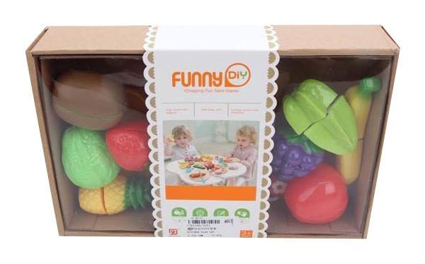 Набор фруктов игрушечный Xiabao Toys Продукты
