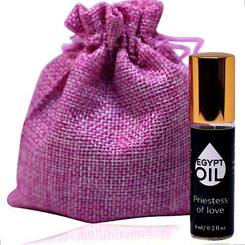 Парфюмерное масло EgyptOil Жрица любви 6 мл